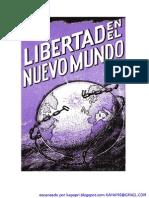 1943- Libertad en El Nuevo Mundo (folleto TJ)