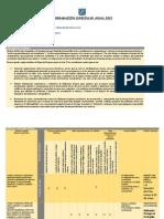 Programacion Curricular Anual de Hge 2º Ccesa1156