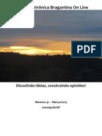 Revista Eletrônica Bragantina On Line - Março/2015