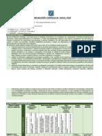 Programacion Curricular Anual de Hge 3º Ccesa1156