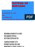 ESTRATEGIA DE MERCADOS