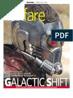 """Guardians of the Galaxy"" feature with James Gunn, Zoe Saldana and Michael Rooker interviews"