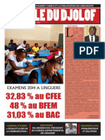Journal l'Ecole du Djolof