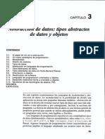 Estructura de Datos Joyanes Cap 3 Ordenado