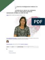 Odile Fernández - Llevé Las Investigaciones Médicas a La Cocina y Funcionó