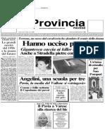 La tragedia di Tortona