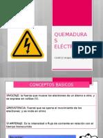 QUEMADURAS ELÉCTRICAS