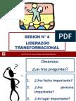 Sesion 4 Liderazgo Transformacional
