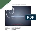 Konfigurasi DNS Debian 7