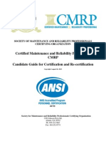 Cmrp Guide