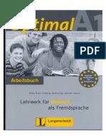Arbeitsbuch A1