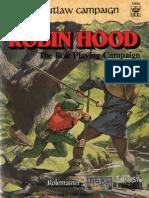 Rolemaster - Robin Hood