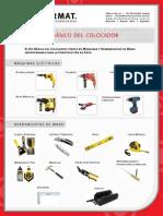 Kit Basico Del Colocador