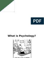 Psychology Defined