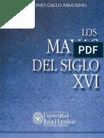 May as Siglo Xvi
