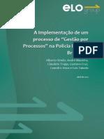 A Implementacao de Um Processo de _Gestao Por Processos_ Na Policia Federal Brasileira
