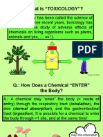 Definisi toksikologi-1