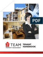 Z Team Property Management Tenant Guide