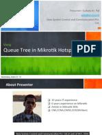Queue Tree in Mikrotik Hotspot