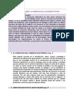 Tarea Libro La Gerencia en La Sociedad Futura.