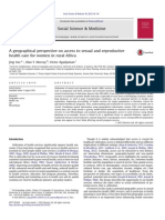4 A geographical perspective on access to sexual and reproductive health care for women in rural Africa.pdf