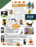 231 Halloween Crossword