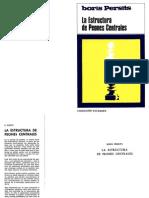 La Estructura de Peones Centrales. — B. Persits