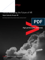 Accenture - Future of HR Digital