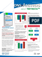 Twynsta Telmisartan Amlodipine Tablets
