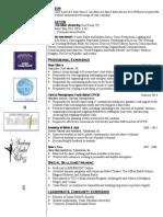 victoria runge resume