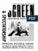 Screen - Volume 23 Issue 3-4