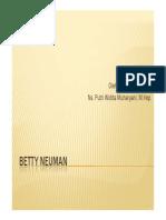 Betty Neuman Finnn