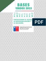 Libro Bases Fondos 2015 Formacion