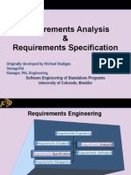 122034900 Requirement Analysis