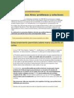 Ciudad de Buenos Aires, Problemas y Soluciones