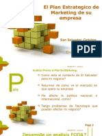 Plan de Marketing de Empresas