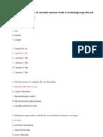 Cap. III, IV Elemente de Anatomie Materno-fetală