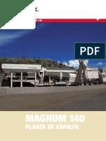 Terex Magnum 140