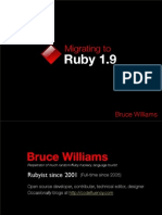 Migrating to Ruby 1.9