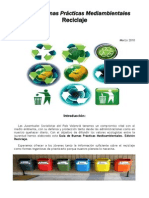 BPA_Guía de Buenas Prácticas Mediambientales Reciclaje