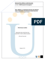 Protocolo Academico i 2015