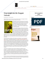 Deep Insight Into the Haqqani Network (Review)
