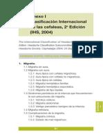 cefaleas clasificacion