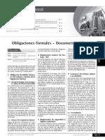 Documentos Laborales Formales