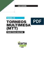 Manual Torneos Multimesa MTT Carreno