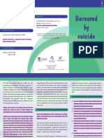 Bereaved by Suicide