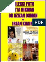 Koleksi Foto Kata Hikmah Dr Azizan Osman Dan Dr Irfan Khairi