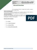 Manual de PowerPoint 2013