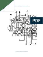 Carburador 2E - 3 E