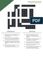 Crucigrama-medios Para Capacitar